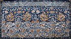 A Magnificent Fine/Rare Embroidered 4 Dragon Panel
