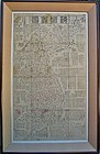Large/Old  Map of Korean Peninsula �Hae Joa Jun Do""