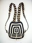 Japanese Folk Craft Bandori Pad for Backpack