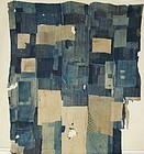 Japanese Vintage Textile Boro Futon Cover Amazing!