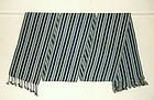Japanese Antique Mingei Textile Shonai-obi Tohoku