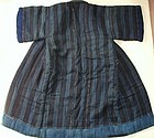 Japanese Antique Textile Asa Yogi Okuso Stuffed