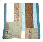 Japanese Antique Textile Yose-gire Furoshiki