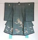 Japanese Antique Textile Boy's Ceremonial Kimono