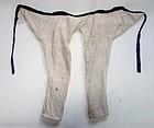 Japanese Vintage Textile Bast Fiber Asa Pants