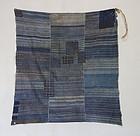 Japanese Vintage Textile Boro Zanshi-ori Furoshiki