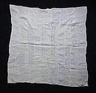 Korean Antique Textile Chogappo Made of Asa Fragments