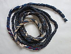 Japanese Vintage Textile  Rope Made of Recycled Cloth