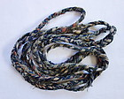 Japanese Vintage Textile Rope Made of Recycled Cotton Strips