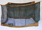 Japanese Antique Textile Baby's Asa Kaya Hemp Mosquito Net