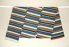 Japanese Vintage Textile Silk Sash Obi Colorful Stripe