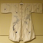 Japanese Chinese Style Silk Kimono, Circa 1906