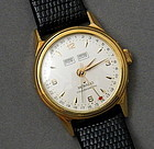 18K Yellow Gold Movado 1881 Commemorative Watch