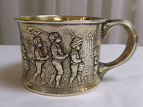 American Gorham Sterling Silver Child Baby Cup