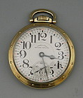 American Hamilton 950B Conductor Railroad Pocket Watch