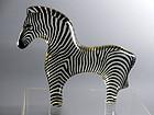 Large Lucite Pop Art Zebra Brazilian Artist Abraham Palatnik