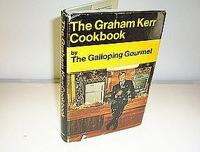 The Graham Kerr Cookbook 1966, 1969 Copyright
