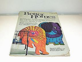 Better Homes and Gardens October 1972