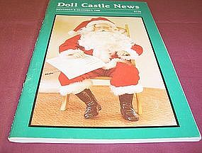 Doll Castle News Nov/Dec 1986