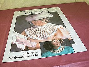 Crocheted Collars Leisure Arts Leaflet 446