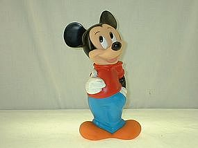 Mickey Mouse Bank Disney illco toy