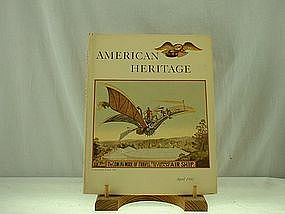 American Heritage April 1962 hardback