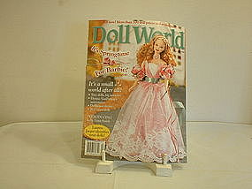 Doll World Magazine Issue April 1999