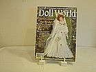 Doll World Magazine Issue June 1999
