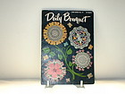 Doily Bouquet American Thread Company 1950