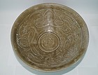 Song dynasty tong an kiln celadon large bowl