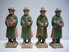 Chinese Ming Dynasty Tomb Figures