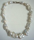 Magnificent Baroque Freshwater Pearl Necklace