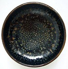 Song Cizhou Bowl with Oilspot Glaze