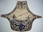 Late Qing Embroidered Apron
