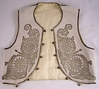 Ottoman Embroidered Vest