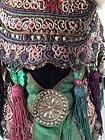 Chinese Hmong Minority Headdress