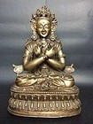 Tibetan Bronze Sculpture of Vajradhara 18th/19th Century
