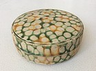 Chinese Tang Dynasty Sancai Pottery Box