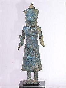 Khmer Bronze Uma