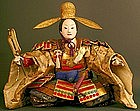 Musha Ningyo of Toyotomi Hideyoshi, Unifier of Japan