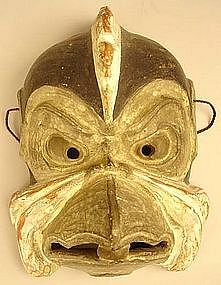 Wonderful Clay Mask of the Devilish Forest Spirit,Tengu