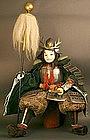 18th Century Fine and Rare Kato Kiyomasa Doll