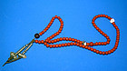 Tibetan Mala Prayer Beads From Lhasa