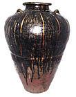 Rare Important Glazed Vietnamese Vase - 16th Century