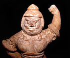 Chinese Authentic Tang Tomb Guardian Warrior 2