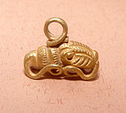 Pyu Gold Mythical Animal Pendant 100 - 500 AD