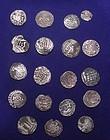 Nineteen Amcient Pyu Silver Coins