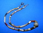 Chinese Neolithic Assorted Bead Necklace