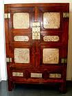 Chinese Huanghuali Cabinet Veneer  17th Century