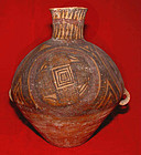 Chinese Neolithic Hongshan Vase -  3500 -2200 BC